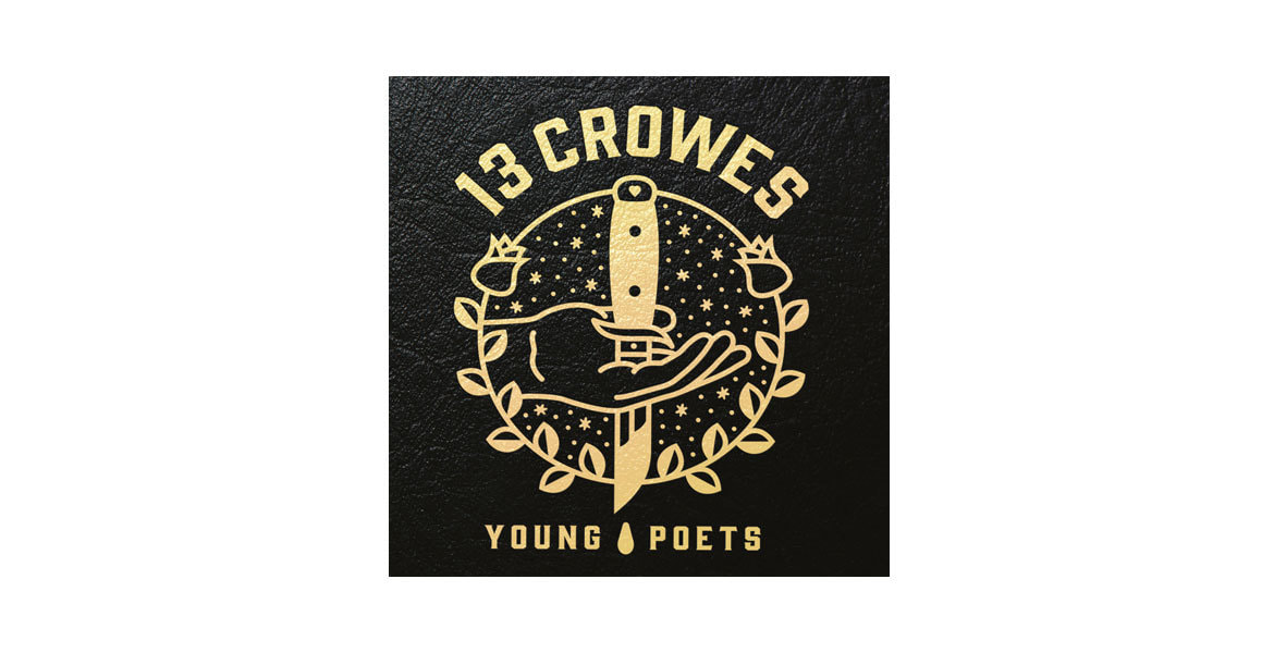 13 Crowes - Young Poets, CD